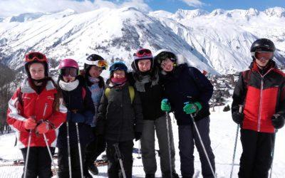 Pré-inscriptions aux camps de ski 2020 du Bon Conseil