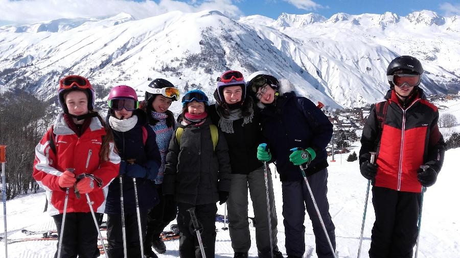 Pré-inscriptions aux camps de ski 2021 du Bon Conseil