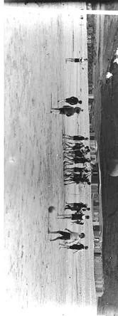 Ker Louis 1924 Bibendum à la plage