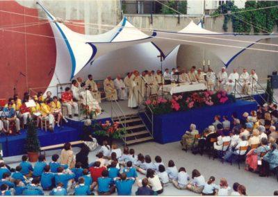 Messe Centenaire