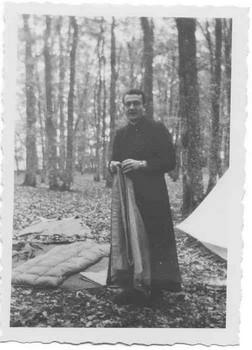 PG en camping VILLENY Pqs 1946