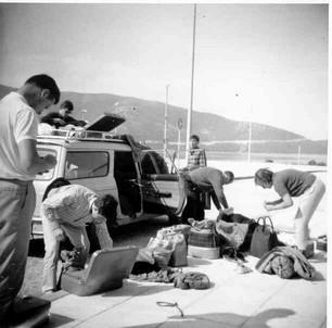 Voyage en Grèce Sept 1965