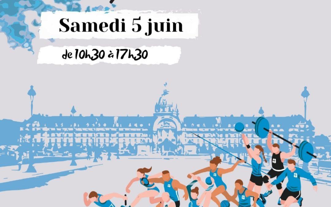 Fête des sports du 5 juin